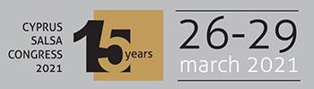 15th Cyprus Salsa Congress 2020
